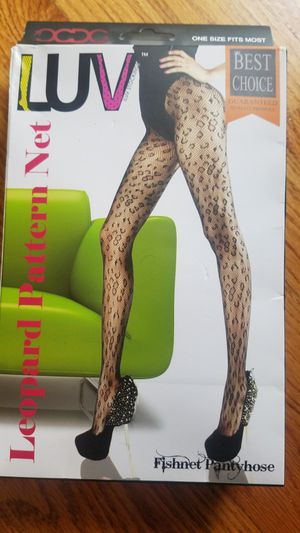 New. Leopard Print Net Stockings for Sale in Smithville, MO