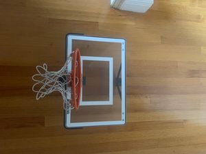 $65 Justintyme Sports Mini Basketball Hoop for Sale in Miami, FL