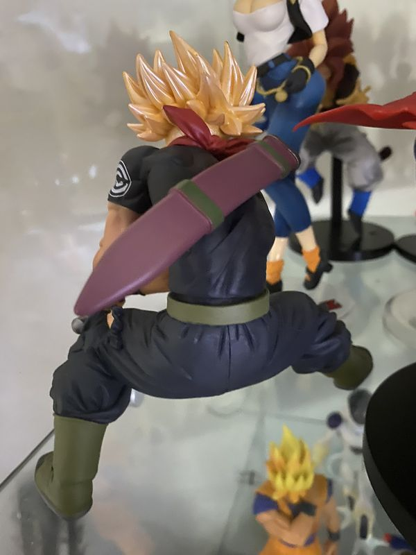 Trunks dbz dragonball z figure
