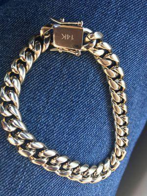 Cuban link bracelet for Sale in Kennesaw, GA