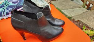 Adrienne Vista dining black boot shoe for Sale in Brentwood, PA