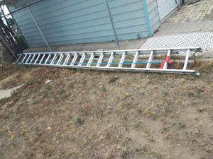 40 foot ladder Wegner for Sale in Commerce City, CO
