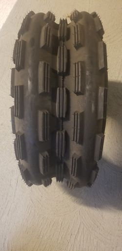 ATV tires tire 1 New old stock 22x11x10 rim 10 for Sale in West Los Angeles,  CA