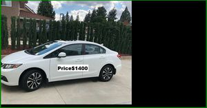 2013 Honda Civic only$1400 for Sale in Boston, MA