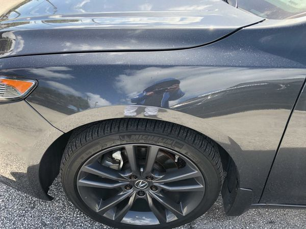 2017 acura tlx front parts
