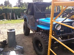 46 willies Jeep project. 90-95% finished... for Sale in Enumclaw, WA