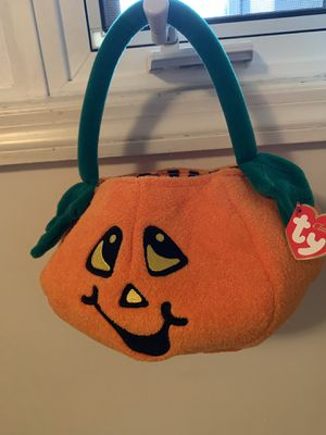 Ty Classic Beanie Baby Jack-O-Lantern **Brand new for Sale in Normal, IL