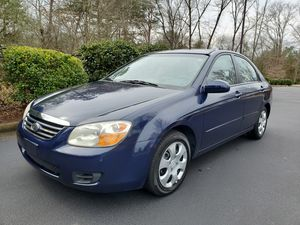 2007 KIA SPECTRA VERY CLEAN INSIDE AND OUT WITH ABSOLUTELY NO MECHANICAL ISSUES AND ONLY 135000 MILES. CLEAN TITLE IN HAND for Sale in Greer, SC