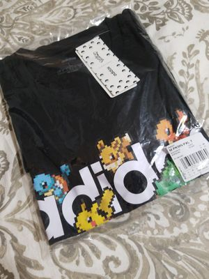 Adidas x pokemon pixelated tee mens large for Sale in Escondido, CA