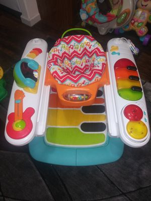 Fisher Price Piano Activity for Sale in San Jose, CA