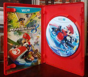 WiiU Mario Kart 8 Nintendo Wii U Video Game Complete for Sale in Tampa, FL