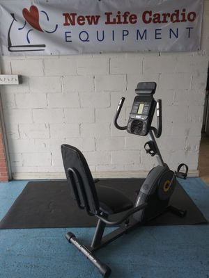 See our super cool Golds Gym Recumbent Recline Exercise BIke. for Sale in Los Angeles, CA