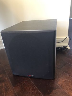 Polk Audio Powered Subwoofer for Sale in Kennesaw, GA