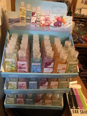 New scented santizers for Sale in Fresno, CA