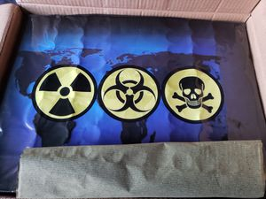 Apocalypse Destruction board game for Sale in Compton, CA