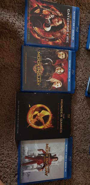 Hunger games for Sale in Marysville, WA