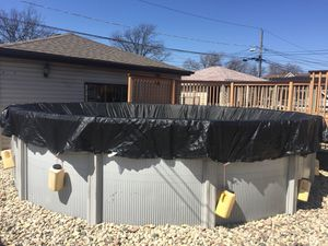 Pool and deck!! for Sale in Chicago, IL