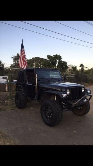 Jeep Wrangler for Sale in San Fernando, CA