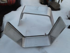 """10"""" wide Aluminum Trailer Fenders $30 pair for Sale in Manchester, NH"""