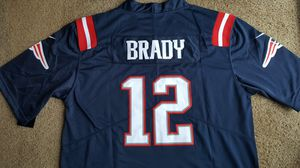 Tom Brady New England patriots Jersey NFL for Sale in Gresham, OR