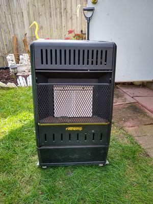 Rite Temp Propane heater for Sale in Joliet, IL