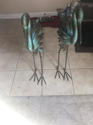 Peacock Decor for Sale in Plano, TX