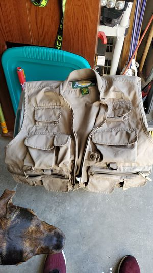 Cabela's Fishing Vest for Sale in Redmond, WA