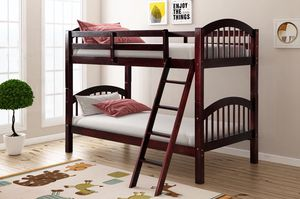 Brand New Twin Twin Bunk Bed for Sale in Austin, TX