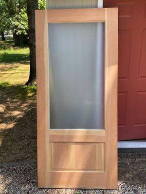 Solid wood door for Sale in North Chesterfield, VA