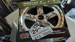 3 brand new hubcaps for a riding lawn mower for Sale in Kissimmee, FL