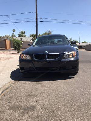 2008 bmw 328i salvage title for Sale in Phoenix, AZ