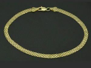 10k Solid gold bracelet stamped for Sale in US