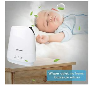 Brand new innoo touch control warm cool mist humidifier for Sale in Everett, WA