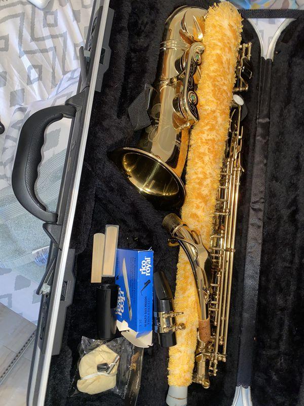 Jean Baptize Saxophone