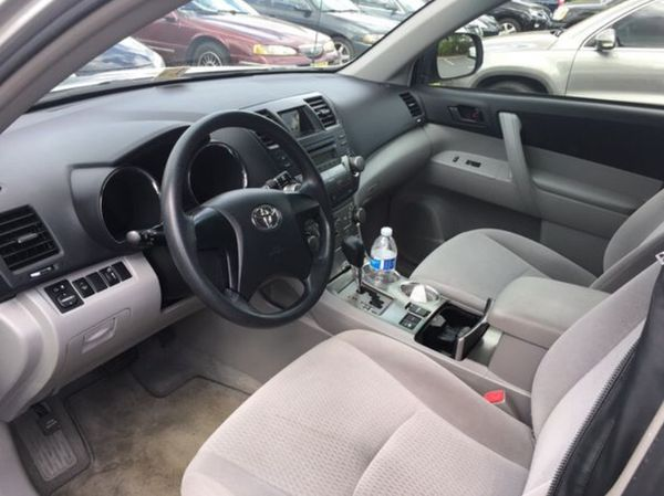 Toyota Highlander 2008 sports