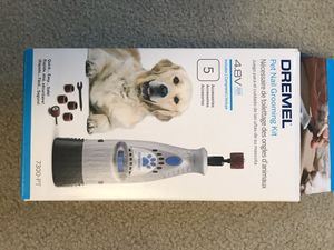 Dremel nail pet grooming kit brand new for Sale in Fremont, CA