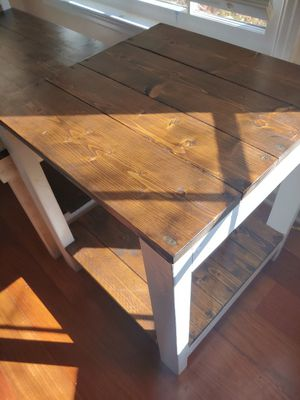 Real Wood Coffee End Tables for Sale in Powder Springs, GA