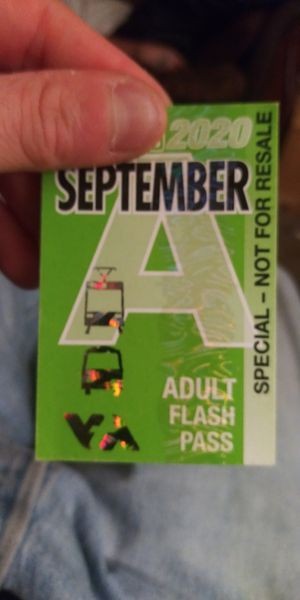VTA ADULT FLASHPASS for Sale in San Jose, CA
