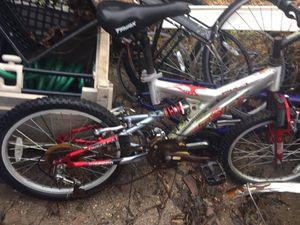 20 kid bike good condition for Sale in Philadelphia, PA