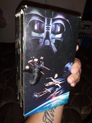 Starwars vhs tapes for Sale in Dallas, TX