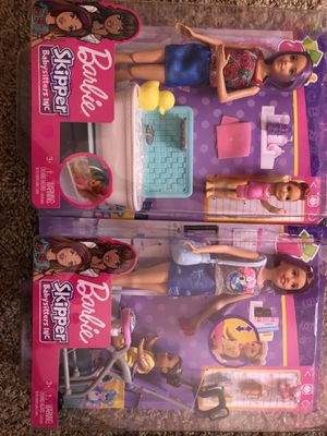 Barbie baby sitters for Sale in Tacoma, WA