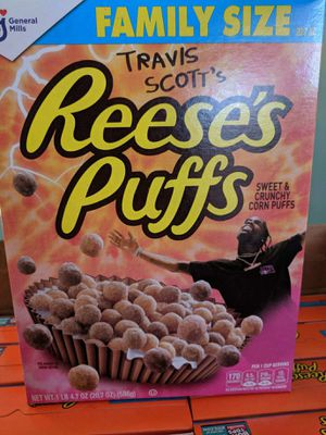 Travis Scott Reese's Puffs for Sale in Guadalupe, CA