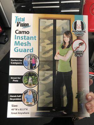 Mesh magnetic doors for Sale in Oxnard, CA