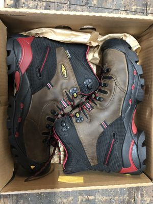 Keen Braddock Steel Toe Size 9 for Sale in Miami, FL
