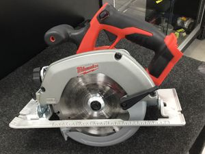Milwaukee circular saw for Sale in Okeechobee, FL