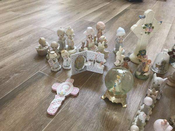Collection of figurines