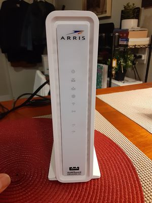 ARRIS SURFboard SBG6900AC Docsis 3.0 16x4 Cable Modem/ Wi-Fi AC1900 Router for Sale in El Cajon, CA