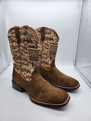Men's Ariat Soft Toe Work Boots Size 15 for Sale in Pico Rivera, CA