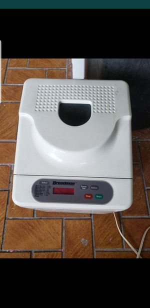Selling breadmaker for Sale in Hollywood, FL