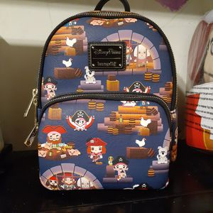 LOUNGEFLY PIRATES disney backpack for Sale in Imperial Beach, CA